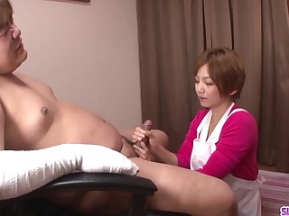 Meguru Kosaka leans on cock - More convenient Slurpjp.com