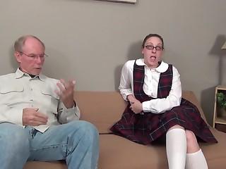 My Daughter Has An Attitude Partnership - ejaculation