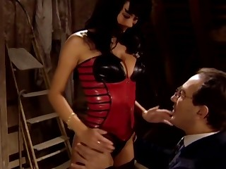 XXXJoX Anita Dark Charming Lady And Voyeur