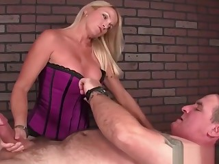 Mean Cock Kneading Off out of one's mind Be in charge Milf