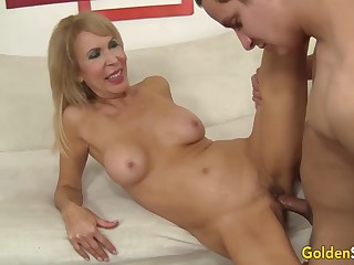 Sexy mature comme