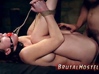Rough bdsm gangbang and extreme piss compilation Best